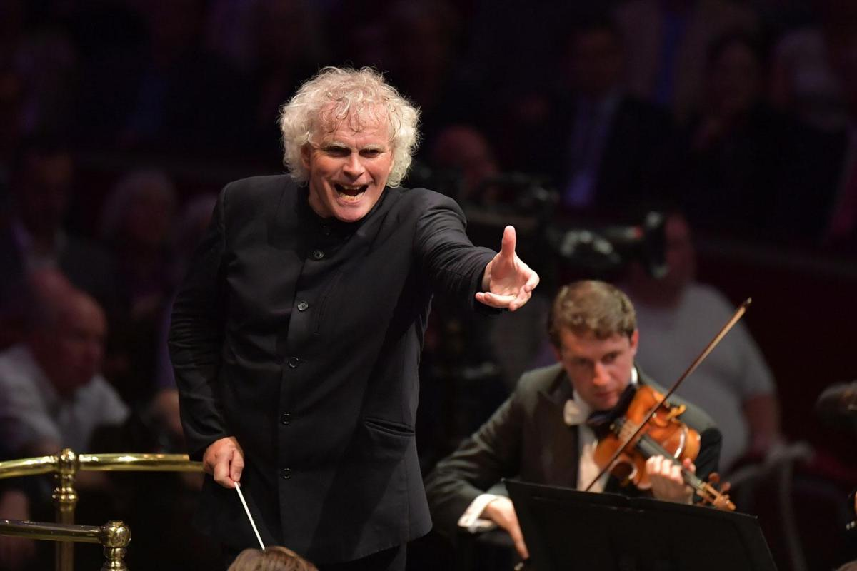 Haydn, an Imaginary Orchestral Journey with Sir Simon Rattle and the LSO